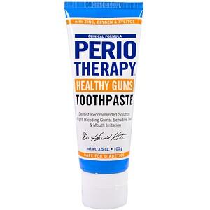 ТераБрет, PerioTherapy Healthy Gums Toothpaste, 3.5 oz (100 g) отзывы покупателей