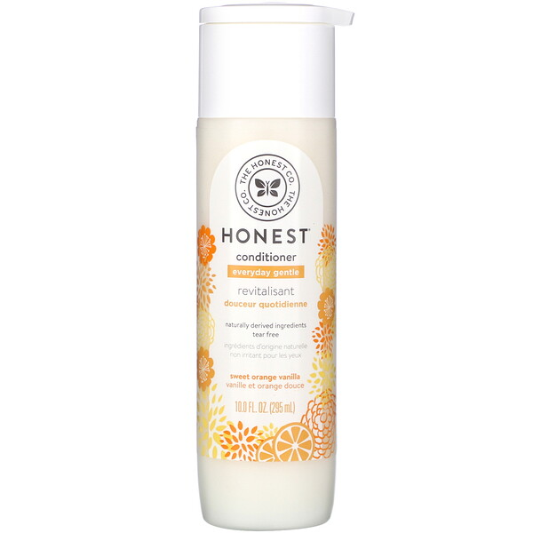 Everyday Gentle Conditioner, Sweet Orange Vanilla,  10.0 fl oz (295 ml)