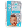 The Honest Company, Honest Diapers, Size 1, 8-14 Pounds, Pandas, 35 Diapers