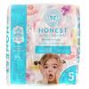 The Honest Company, Honest Diapers 玫瑰花紙尿褲(尺寸 5),適用於 27 磅以上嬰幼兒,20 片裝