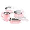 Think, Thinkbaby, The Complete BPA-Free Feeding Set, Pink, 1 Set