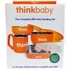 Think, Thinkbaby, The Complete BPA-Free Feeding Set, Orange, 1 Set