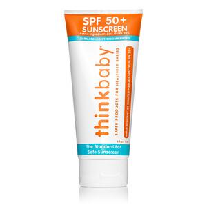 Синк, Thinkbaby, Sunscreen, SPF 50+, 6 fl oz (177 ml) отзывы
