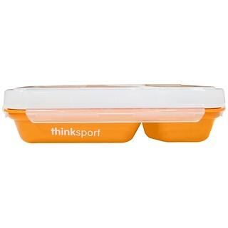 Think, Thinksport, Envase GO2, Naranja, 1 envase