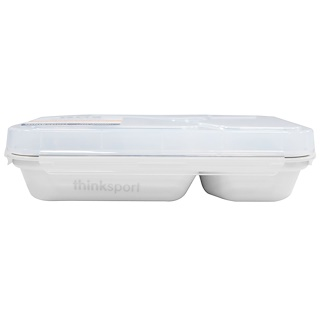 Think, Thinksport, GO2 Container, White, 1 Container