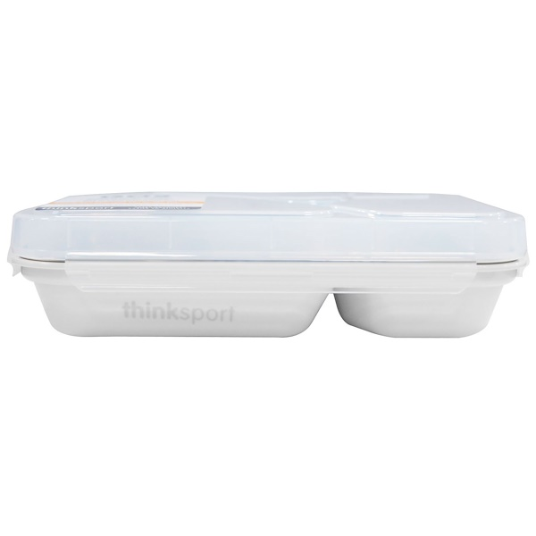 Think, Thinksport, GO2 Container, White, 1 Container (Discontinued Item)