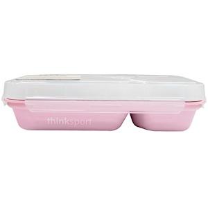 Think, Thinksport, Контейнер GO2, Розовый, 1 контейнер