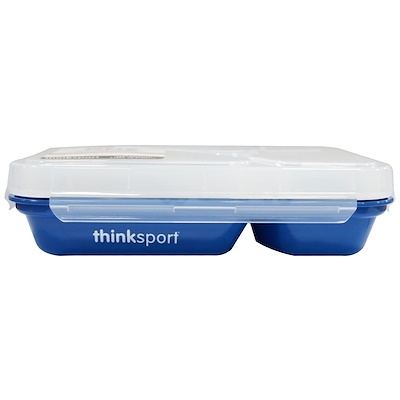 Think Thinksport, GO2 Container, Blue, 1 Container