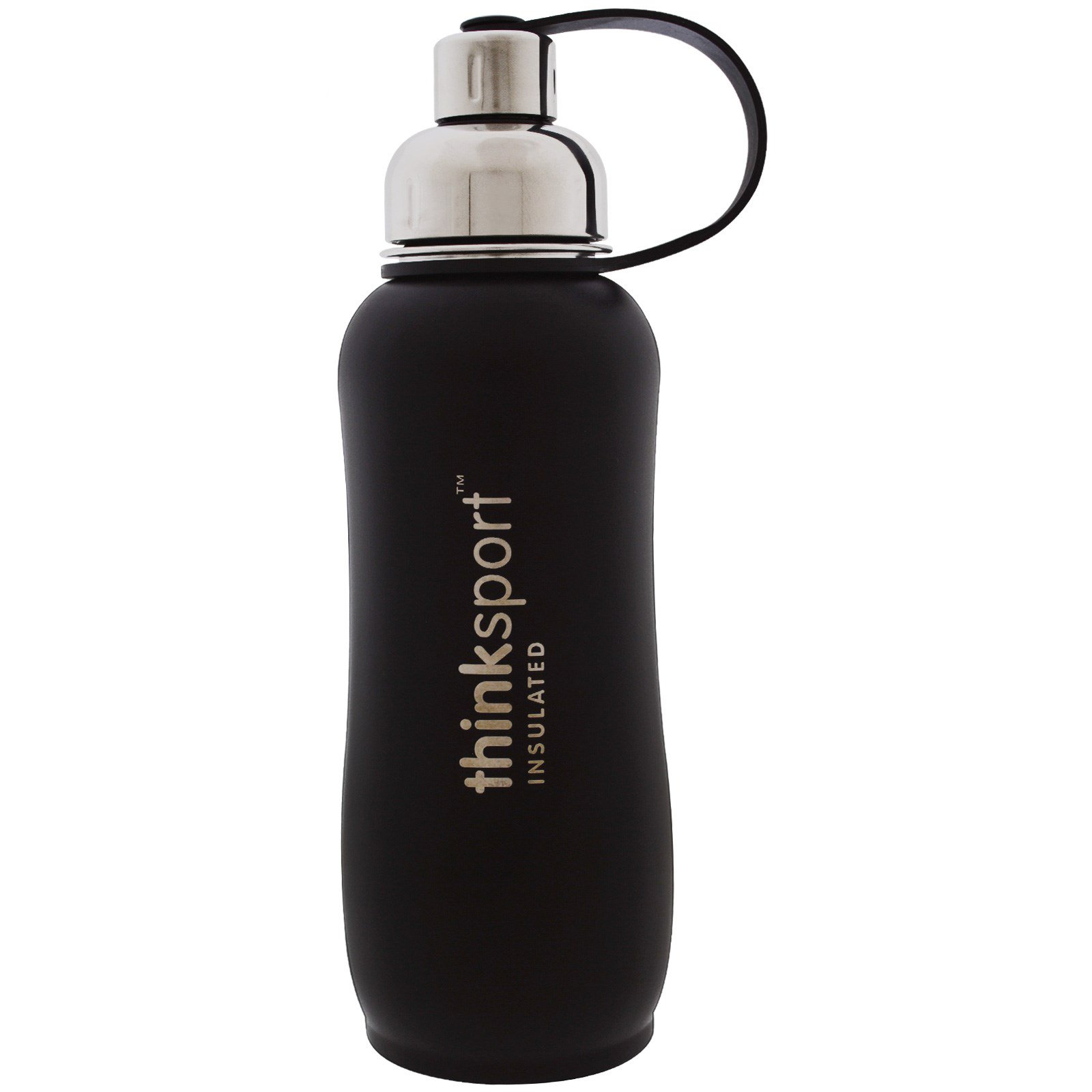 Think Thinksport Insulated Sports Bottle Black
