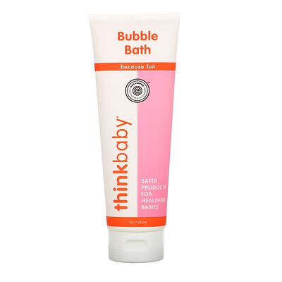 Купить Think Baby, Bubble Bath, Because Fun, 8 oz (237 ml)