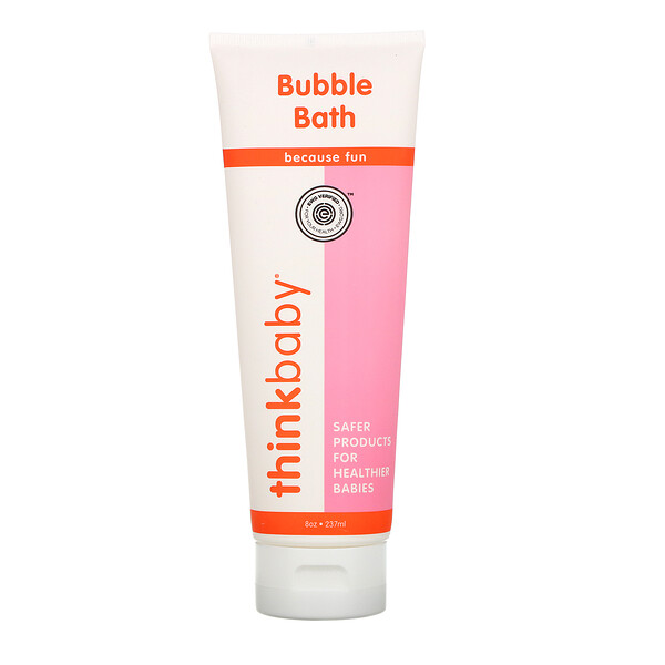 Baby, Bubble Bath, Because Fun, 8 oz (237 ml)