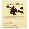 ThinkThin, High Protein Bars, Brownie Crunch, 10 Bars, 21 oz (60 g) Each