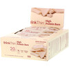 ThinkThin, High Protein Bars, White Chocolate, 10 Bars, 2.1 oz (60 g) Each
