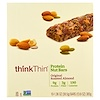 ThinkThin, Protein Nut Bars, Original Roasted Almond, 10 Bars, 13.6 oz (385 g) Each