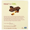 ThinkThin, Protein Nut Bars, Dark Chocolate, 10 Bars, 1.4 oz (40 g) Each