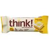 Think !, High Protein Bars, Lemon Delight, 10 Bars, 2.1 oz (60 g) Each