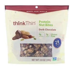 ТинкТин, Protein Nut Bites, Dark Chocolate, 3.8 oz (108 g) отзывы