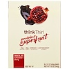 ThinkThin, Protein & Superfruit, Chocolate Pomegranate Cherry, 9 Bars, 2.12 oz (60 g) Each