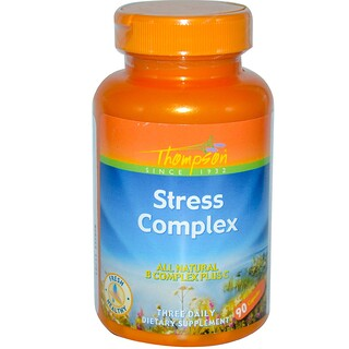Thompson, Stress Complex, 90 Capsules