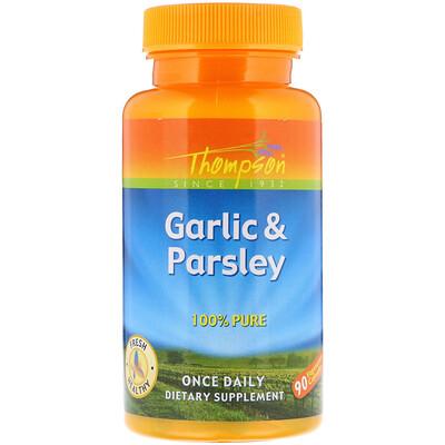 Garlic & Parsley, 90 Vegetarian Capsules