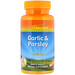Garlic & Parsley, 90 Vegetarian Capsules - изображение