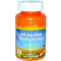 Все-в-одном Мультивитамин 60 овощных капсул - фото