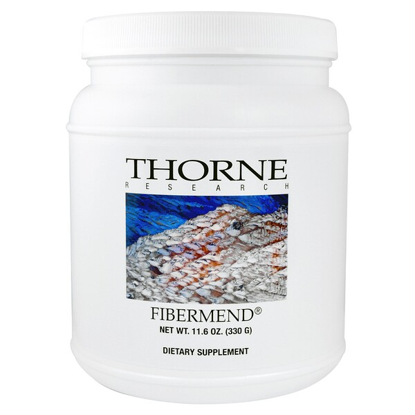 Thorne Research, FiberMend, 11.6 oz (330 g) (Discontinued Item)