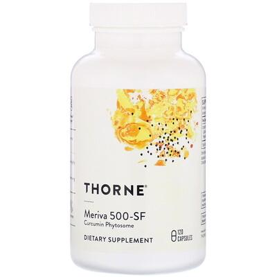 Купить Thorne Research Meriva 500-SF, 120 капсул