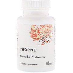 Thorne Research, 乳香磷脂複合物,60 粒膠囊