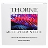 Thorne Research, Multi-Vitamin Elite, 2 Bottles, 90 Vegetarian Capsules Per Bottle