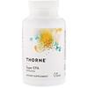 Thorne Research, أحماض دهنية EPA، EPA & DHA، 90 كبسولة جيلية