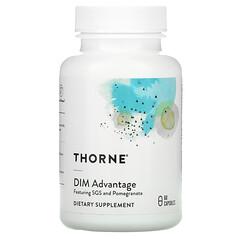 Thorne Research, DIM Advantage,60 粒膠囊