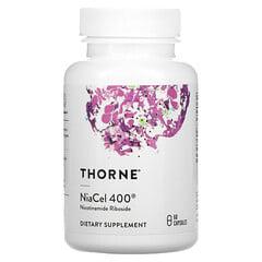 Thorne Research, NiaCel 400,60 粒膠囊