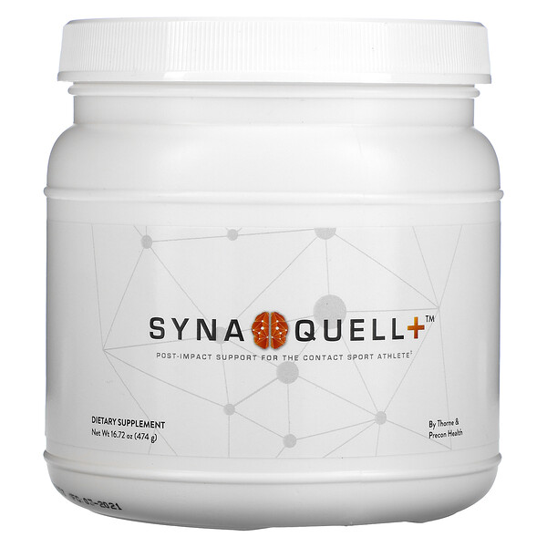 SynaQuell+, Post-Impact Support For The Contact Sport Athlete, 16.72 oz (474 g)