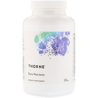 Thorne Research, مغذيات فائقة، 240 كبسولة