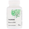 Thorne Research, Berberine-500, 60 Capsules