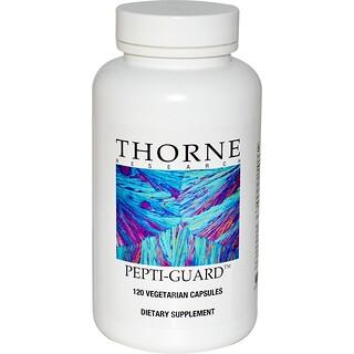 Thorne Research, 펩티-가드, 120 베지캡스