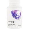 Thorne Research, B ComplexVET, 60 Capsules
