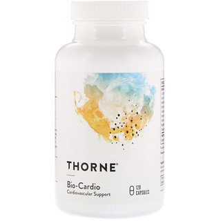 Thorne Research, بيو-كارديو، 120 كبسولة