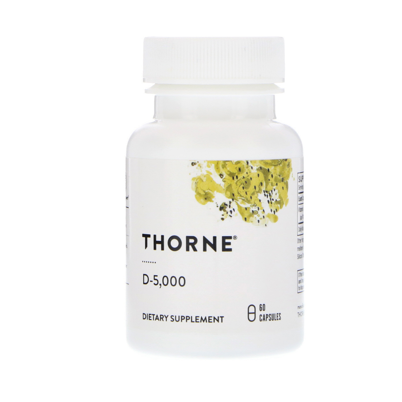 thorne d vitamin