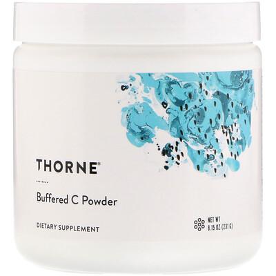 Купить Thorne Research Забуференный порошковый C, 231 г