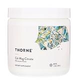 Отзывы о Thorne Research, Cal-Mag Citrate, шипучий порошок, 7,5 унц. (214 г)