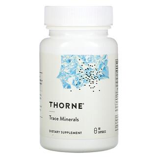 Thorne Research, معادن نادرة، 90 كبسولة