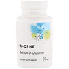 Thorne Research, Calcium D-Glucarate, 90 Capsules