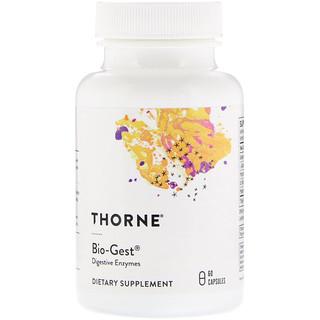 Thorne Research, Bio-Gest, 60캡슐