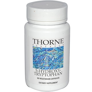 Thorne Research, 5-Hydroxytryptophan, 90 capsules