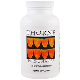 Thorne Research, Perfusia-SR, 120 Vegetarian Capsules