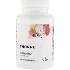 Thorne Research, Q-Best 100 軟膠囊,60粒