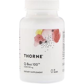 Thorne Research, كيو-بيست 100 ، 60 كبسولة جيلاتينية