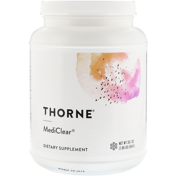 Thorne Research, MediClear, 1.88 lbs (854 g)